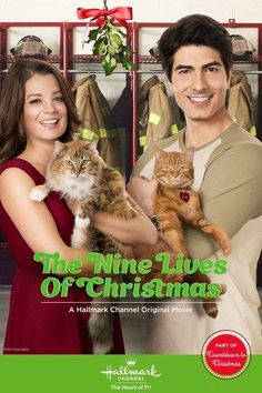 Brandon Routh Star in Hallmark Movie 'The Nine Lives of Christmas'