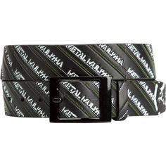 METAL MULISHA Da Boss Belt 181572100 | belts | Tillys.com ($24) ❤ liked on Polyvore featuring accessories, belts, metal mulisha belt and metal mulisha