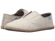 TOMS Linen Palmera Women | Natural