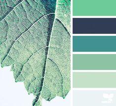 Leaf Hues   Design Seeds