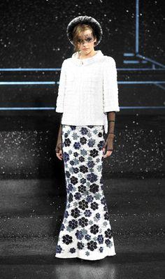 Chanel Haute Couture show, Autumn/Winter 2011/2012, Paris Fashion Week