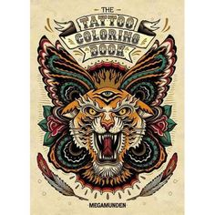 The Tattoo Coloring Book $15.35