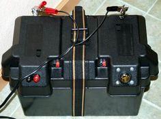 Radio Kit, Emergency Power, Ham Radio, Banks, Solar, Couches