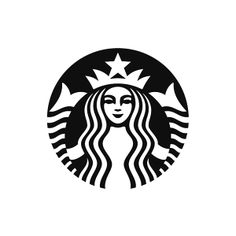 Starbucks is a brand targeted to coffee lovers everywhere. Their design didn't start out as nicely made as it looks now. Through some redesigning the Starbucks siren logo has become a well-known and worldwide brand image for the company. Café Starbucks, Starbucks Gift Card, Starbucks Siren, Starbucks Online, Starbucks Coupon, Starbucks Birthday, Starbucks Rewards, Starbucks Recipes, Vinil Cricut