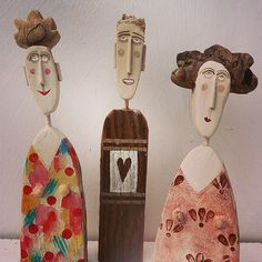 Instagram photo by @lynnmuir.woodenfigures via ink361.com