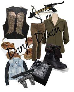 Daryl Dixon female outfit.......i soooo need this...