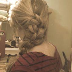 knot braid!