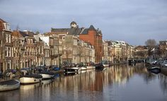 """Leiden calls itself the """"city of discoveries"""", and there's indeed plenty for visitors to discover: museums, historic churches, and more. South Holland, Leiden, Delft, Day Trip, Netherlands, Discovery, Amsterdam, Dutch, New York Skyline"""