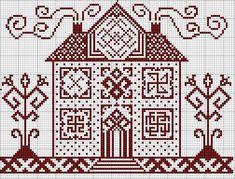 """оберег """"Дом"""" По центру сверху вниз: Белобог, Даждьбог, Чур: покровители и защитники. Слева вверху Ча..."""