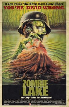 "Halloween Horror Movie Marathon, Year 3, Movie #22: ""Zombie Lake"" (1981)   Lolo Loves Films"