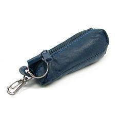 Kožená velká klíčenka - peněženky AHAL