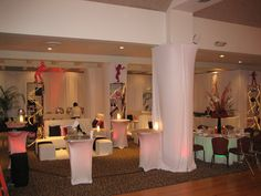 Radio Station Bat Mitzvah Lounge