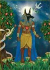 ANUBIS EGYPTIAN ANCESTRAL 3 CARD READING