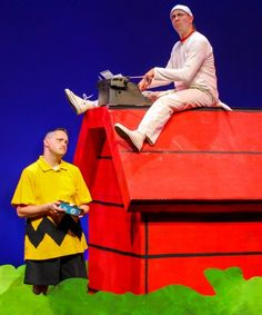 NCT - Charlie Brown http://artsnash.com/theater/happiness-charlie-brown/