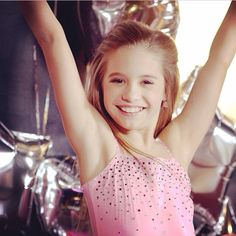 Hi my name is Mackenzie but you might now me as Kenzie or MackZ. I'm 11 and I love to dance and sing. My favorite style of dance is Jazz and Lyrical.