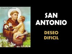 San Antonio, Amen, Youtube, Religion, Prayers, Movie Posters, Movies, Saints, Poor Children