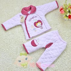 Thick Newborn Baby Clothing Online - http://www.ikuzobaby.com/thick-newborn-baby-clothing-online/