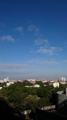 blue sky~