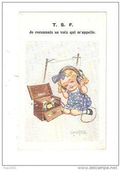 donald mac gil  illustration - Delcampe.fr