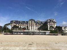 L'hôtel L'Hermitage de La Baule