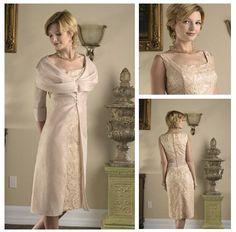 Vintage Mother of the Groom Dresses