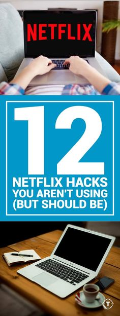 "Here are tips, tricks, and ""hacks"" that'll improve your Netflix experience dramatically. Tv Hacks, Netflix Hacks, Netflix Tv, Netflix And Chill, Unlock Netflix, Netflix Free, Netflix Documentaries, Hacks Videos, Netflix Categories"