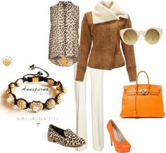 """""""Leopard Touch"""" by candy-88-dd on Polyvore"""