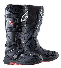 ONeal Mens Motorcycle Boots Rider Adult Motocross Motorbike Quad Dirt Bike Off Road Enduro Boots in Hi-Viz Yellow