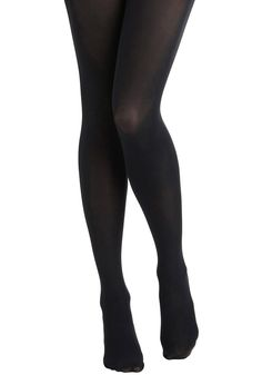 Tights for Every Occasion in Dark Grey - Prom, Wedding, Party, Work, Casual, Fall, Winter, Grey, Solid