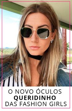 E nós já colocamos na nossa wish list. Oculos De Sol Gatinho, Oculos De dc2a6cb030