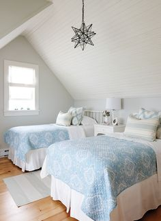 Use tongue-and-groove on ceiling in hall bath when we remodel!