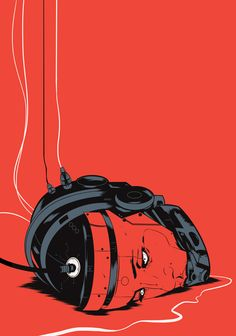 Alexander Wells - I, Robot - The Folio Society on Behance