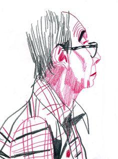 Sketchbook, Victoria Antolini