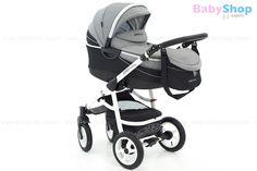 Aprilia - Leinen schwarz + grau  http://www.babyshop.expert/Kombikinderwagen-3in1-Aprilia_3  #babyshopexpert #aprilia #kombikiderwagen