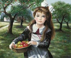 """Apple Orchard"" by Pati Bannister"