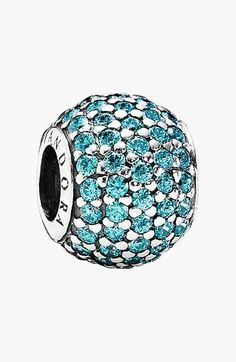 PANDORA 'Pavé Lights' Bead Charm