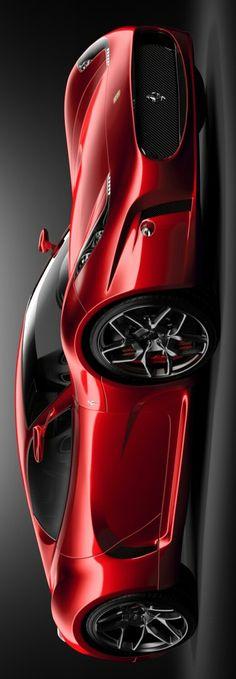 Ferrari Concept by Levon
