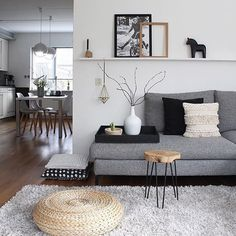 Erstaunlich Love This Aesthetic For Home Decor. Contemporary But Livable.