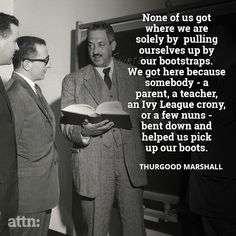 Thurgood Marshall Quotes Amazing Thurgood Marshall Quote  Quotes  Pinterest  Politics Thoughts . Decorating Inspiration