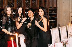 Valentina Di Mambro - model&entrepreneur(IT), Julia Polikova - HRManager@FESCO-ADESCO, China (Russia), LillyG. - jewelry designer@IFF (China) & Kimi Wang - CD Assistant@IFF (China)