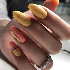 # naildesign # manicures # bestnails # nailart # # nailstyle # nailsaddict # nailcare # nailpro # # topnails best ideas of nail # gel nail design # nailsdesign # mattenails # matte-nails💅 # gelnails # pastelnails # nudenails😍 Nail Design Stiletto, Nail Design Glitter, Manicure Nail Designs, Almond Nails Designs, Manicure E Pedicure, Manicure Ideas, Perfect Nails, Gorgeous Nails, Pretty Nails