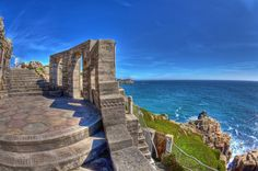 Minack Theatre in Cornwall | 16 Places You'll Hardly Believe Are In The United Kingdom