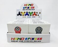 LOT OF 100 PCS. FIDGET SPINNERS IN ASSORTED COLORS. Features: Colors: Assorted Diameter: 3.1inches Thickness: 0.3inches Package Includes: 100 Fidget Spinners How to use: Simply hold this spinner in one hand then use your other hand to spin it rapidly using small continuous strikes to keep it... more details available at https://perfect-gifts.bestselleroutlets.com/gifts-for-teens/toys-games-gifts-for-teens/product-review-for-ak-trading-lot-of-100-tri-spinner-fidget-gadget-hand