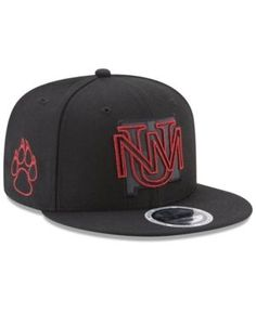 0ddb3f5619a03 New Era New Mexico Lobos State Flective 9FIFTY Snapback Cap   Reviews -  Sports Fan Shop By Lids - Men - Macy s