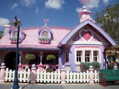 House of Minnie Mouse, Disney World, Orlando, Florida, USA Photographic Print by Angelo Cavalli at AllPosters.com