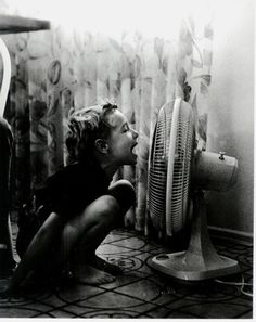 Hablar al ventilador