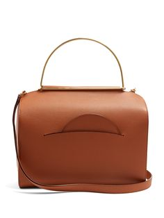 Signature leather bowling bag | Roksanda | MATCHESFASHION.COM US
