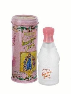 Versace Baby Rose (Pink) Jeans Eau De Toilette, 1.6 Fl Oz