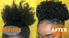 Seven key principles to healthy hair that are now the key concepts for achieving and maintaining beautiful and healthy natural hair. Natural Hair Care Tips, Natural Hair Growth, Natural Hair Journey, Natural Hair Styles, Natural Hair Puff, Natural Makeup, Natural Beauty, My Hairstyle, Afro Hairstyles