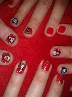 Festive fingers